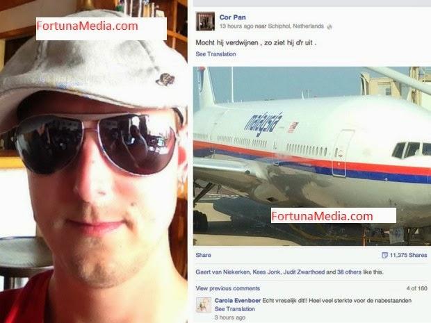 #MH17;Berbagai Cerita Misteri Tentang Malaysia Airlines